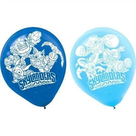 Balloons-Latex-Skylanders-6pk (Discontinued)