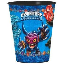 Cup-Skylanders-Plastic-16oz - Discontinued
