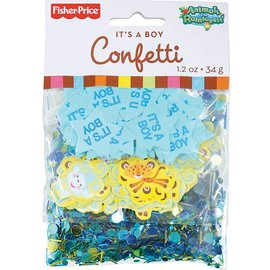 Confetti-Fisher Price-Its a Boy-1.2oz