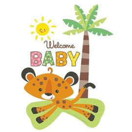 Cutout-Fisher Price Baby-15.75''