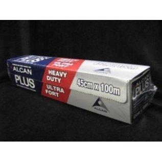 Aluminum Foil Wrap-Heavy Duty-45cmx100m