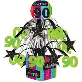 Centerpiece-Milestone 90th Celebration-8.5''