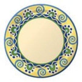 Plates-DN-Mediterranean Pottery-8pkg-Paper (Discontinued)