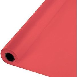 Table Roll-Coral-100ft-Plastic