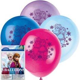 Balloons-Latex-Frozen-8pk