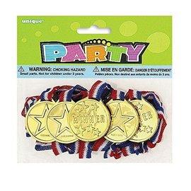 Award Medals- Winner- 5pcs