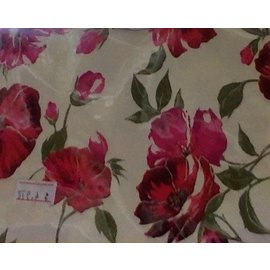 Napkins-LN-Red Flowers-20pkg-3ply (Discontinued)