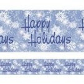 Banner-Happy Holidays-50'