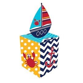 Favor Boxes-Ahoy Matey-8pkg
