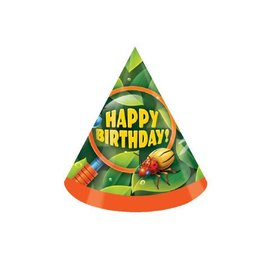 Hats-Cone-Bug-Eyed-8pkg-Paper