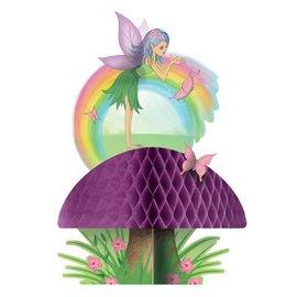 "Centerpiece-Honeycomb-Fancy Fairy-1pkg-11.75"""