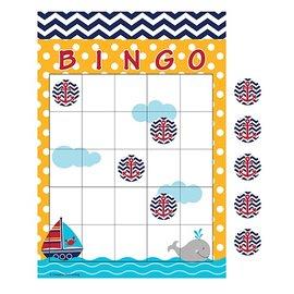 Bingo Game-Ahoy Matey Baby Shower-1pkg