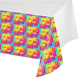 Tablecover-Rectangle-Get Nerdy-Plastic - Discontinued