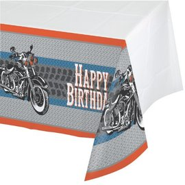 Tablecover-Rectangle-Cycle Shop-Plastic