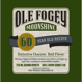 Napkins-LN-Ole Fogey 60th-16pkg-3ply - Discontinued