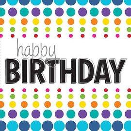Napkins-BEV-Birthday Pop-16pkg/3ply- Discontinued
