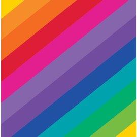 Napkins-BEV-Rainbow-16pkg-3ply - Discontinued