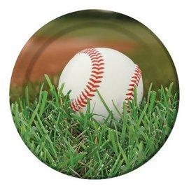 Plates-LN-Baseball Fanatic-8pkg-Paper