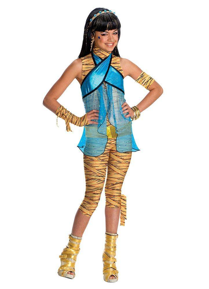 Costume-Monster High Cleo de Nile-Kids Medium  sc 1 st  Victoria Party Store & Costume-Monster High Cleo de Nile-Kids Medium - Victoria Party Store
