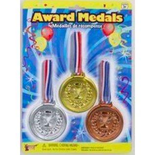 Award Medals-3pkg