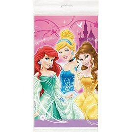 Table Cover-Disney Princess-Plastic-54'' x 84''