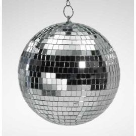 Mirror Ball-Plastic-12''