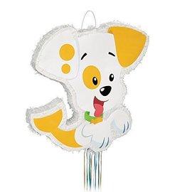 "Pinata-Bubble Guppies Puppy-1pkg-22""x21"""