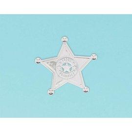 Badges -western-8pk/2.5''