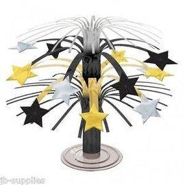 Cascade Centerpiece-Hollywood Stars-Foil-7.5''