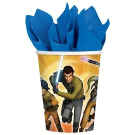 Cups-Star Wars Rebels-Paper-9oz-8pk