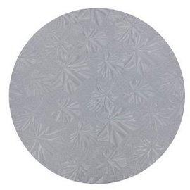 """Cake board-Silver-Foil-6"""""""