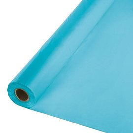 Table Roll-Bermuda Blue-100ft-Plastic