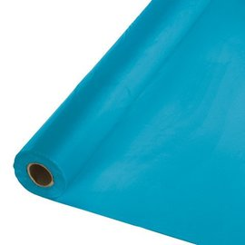 Table Roll-Turquoise-100ft-Plastic