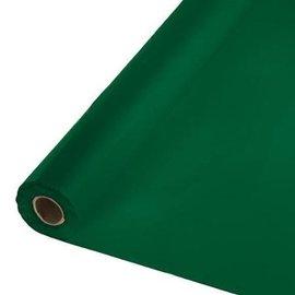 Table Roll-Hunter Green-250ft-Plastic