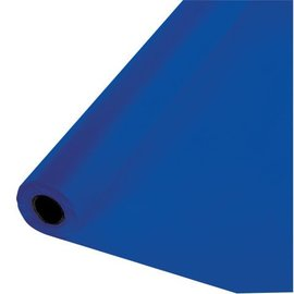 Table Roll-Cobalt-100ft-Plastic