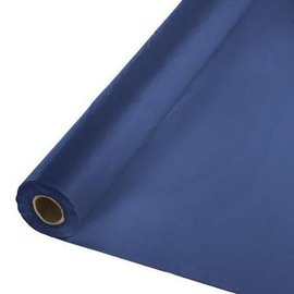 Table Roll-Navy-100ft-Plastic