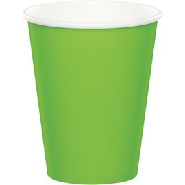Paper Cups-Fresh Lime-24pkg-9oz