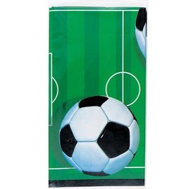Table Cover-Soccer-Plastic-54'' x 84''