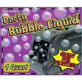 Bubble Liquid-1pkg-1 Quart