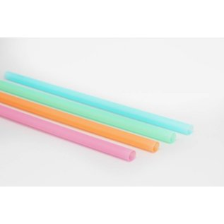 Milkshake Straws- Assorted Colour- 16pk
