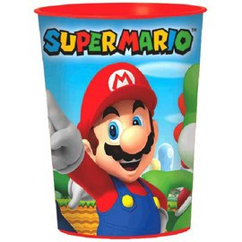 Cups-Super Mario-Plastic-16oz