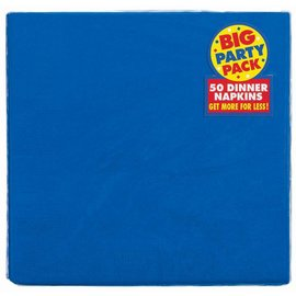 Napkins-DN-Royal Blue-50pkg-2PLY