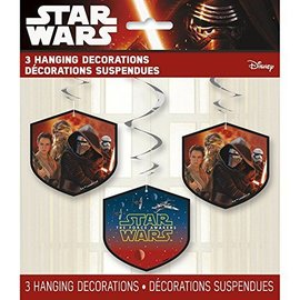 Danglers-Star War-3pk