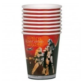 Cups-Star Wars-Paper-9oz-8pk
