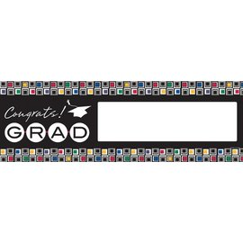 Banner-Grad-Personalize-65'' x 20'' (Seasonal)