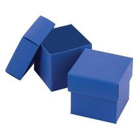 Favor Boxes- Royal Blue- 25pk