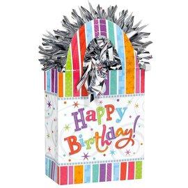 Balloon Weight-Radiant Birthday