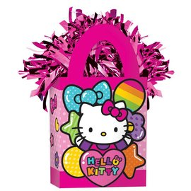 Balloon Weight-Hello Kitty Rainbow