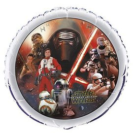 Foil Balloon - Starwars - 18""