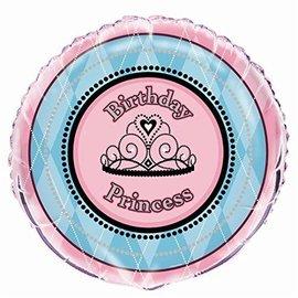 """Foil Balloon - Fairytale Princess - 18"""""""